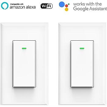 Kasa Smart Wi Fi Light Switch Dimmer By Tp Link Dim