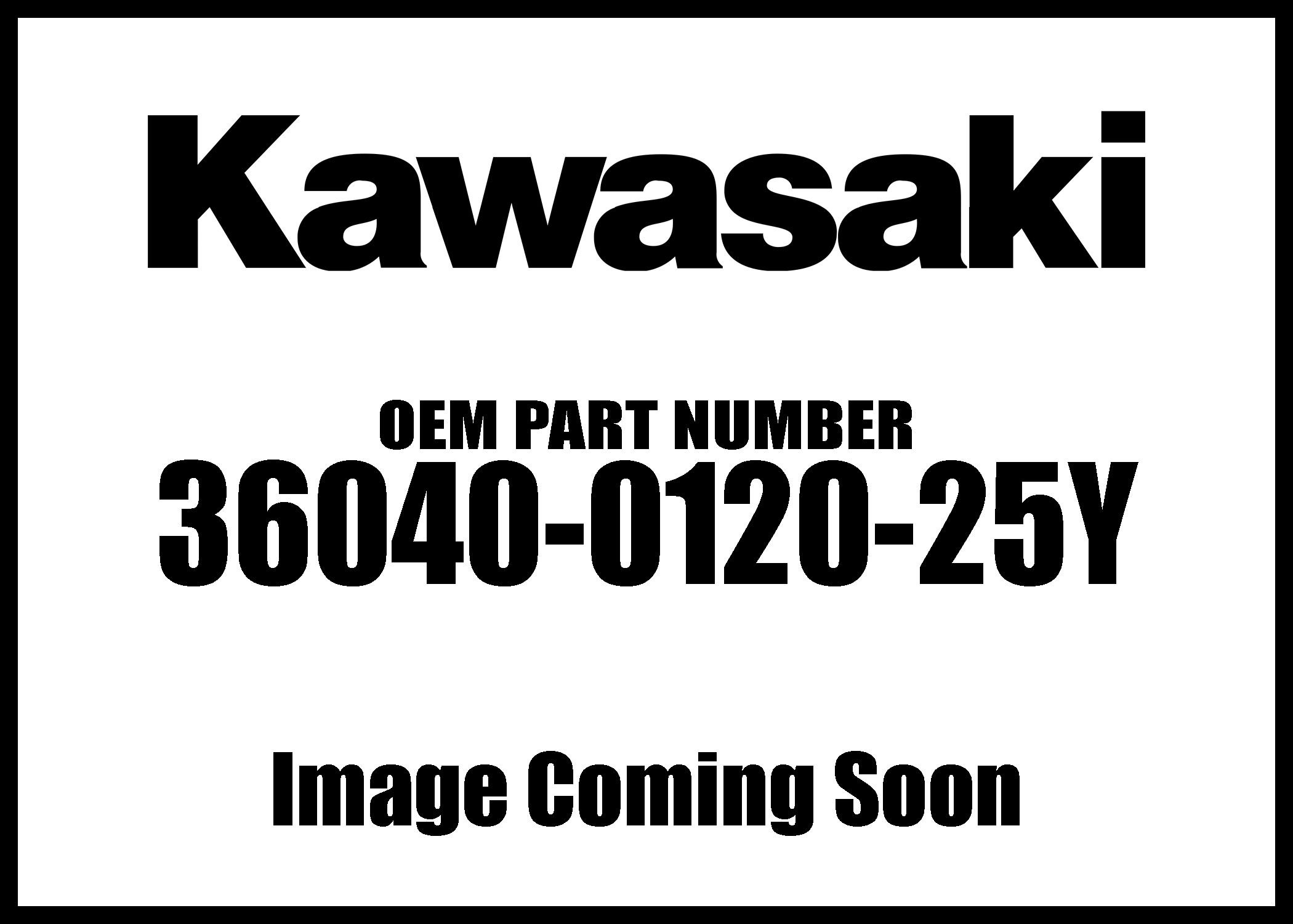 Kawasaki 2013 Ninja 650 Ninja 650 Abs Tail P S Whi Rh Cover 36040-0120-25Y New Oem