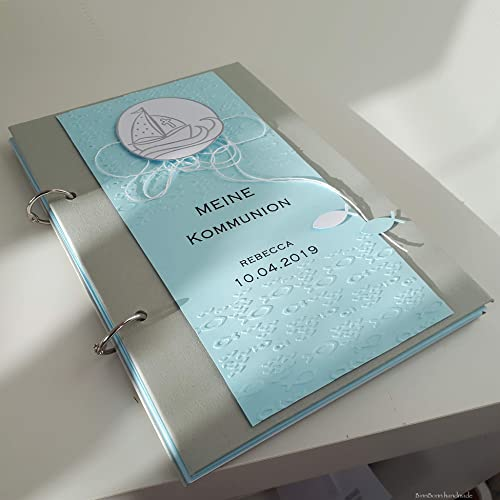 Personalisiertes Gästebuch Album Fotobuch Fotoalbum