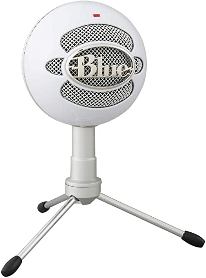 Amazon.com: Blue Snowball iCE USB Mic for Recording and Streaming ...