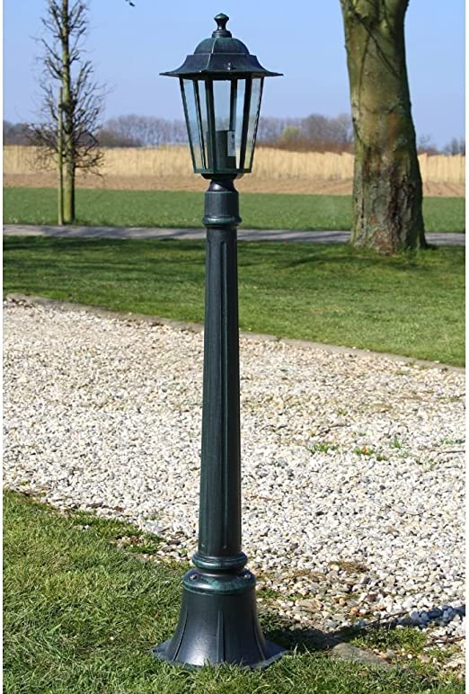 Farola de Jardín de 105 cm Preston: Amazon.es: Iluminación