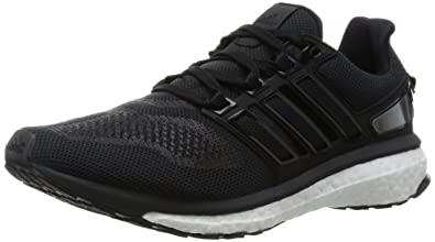 official photos 39595 34df1 adidas Herren Energy Boost 3 Laufschuhe Schwarz (core BlackDark solid  Grey),