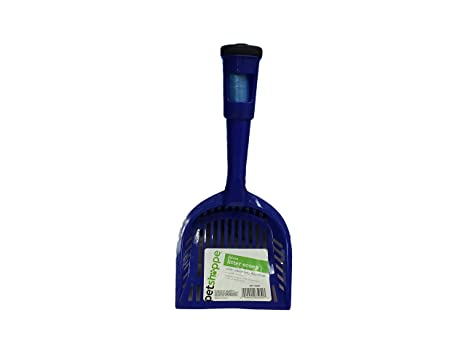 Amazon.com: Pet Shoppe Deluxe Litter Scoop con dispensador ...