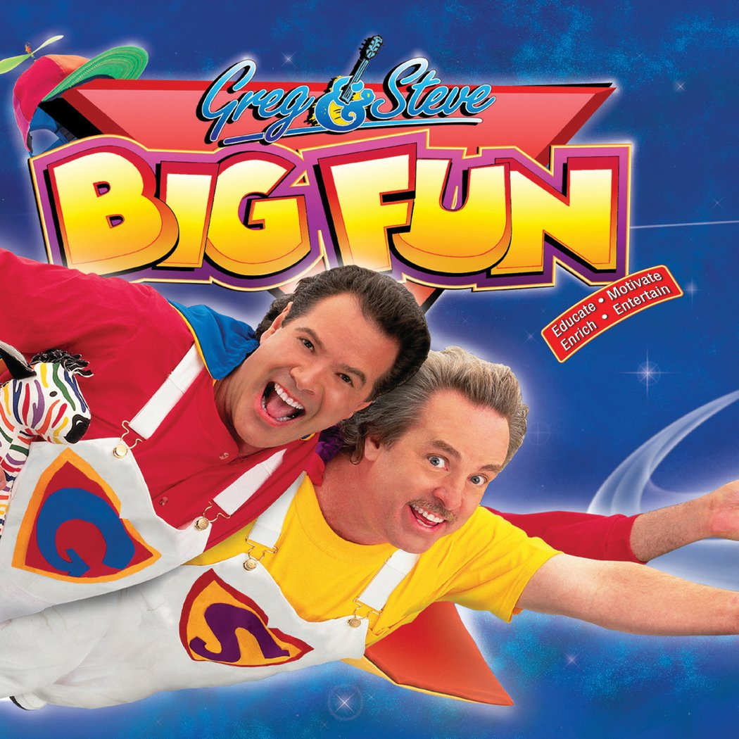 Big Fun by Greg & Steve Productions