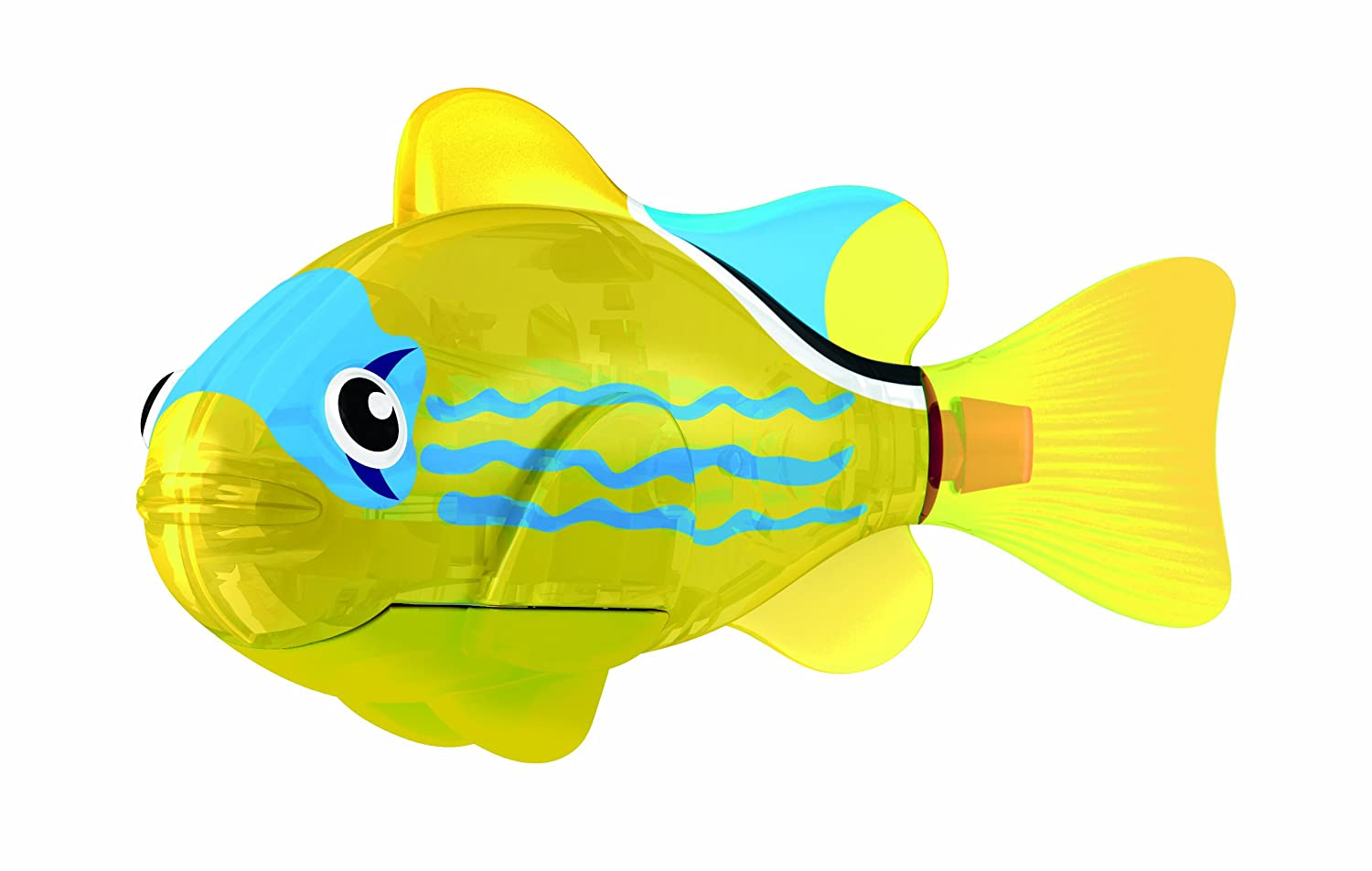 Goliath 32548024 - Robo Fish con luce LED, colore: Giallo Goliath Toys