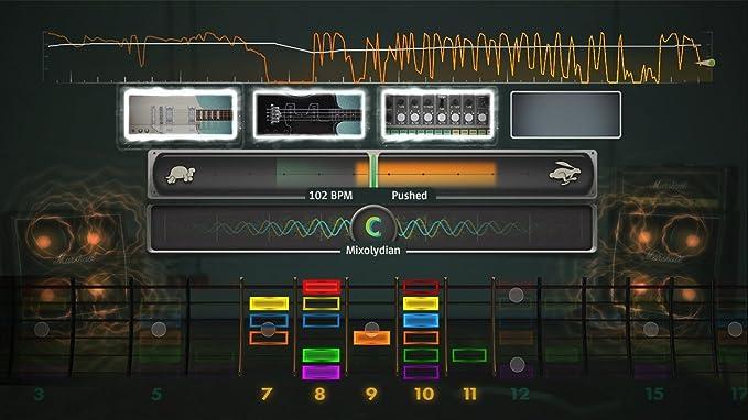 Ubisoft Rocksmith 2014, PC + Real Tone Cable - Juego (PC + Real Tone Cable, PC, Música, Ubisoft, T (Teen), ITA, Ubisoft): Amazon.es: Videojuegos