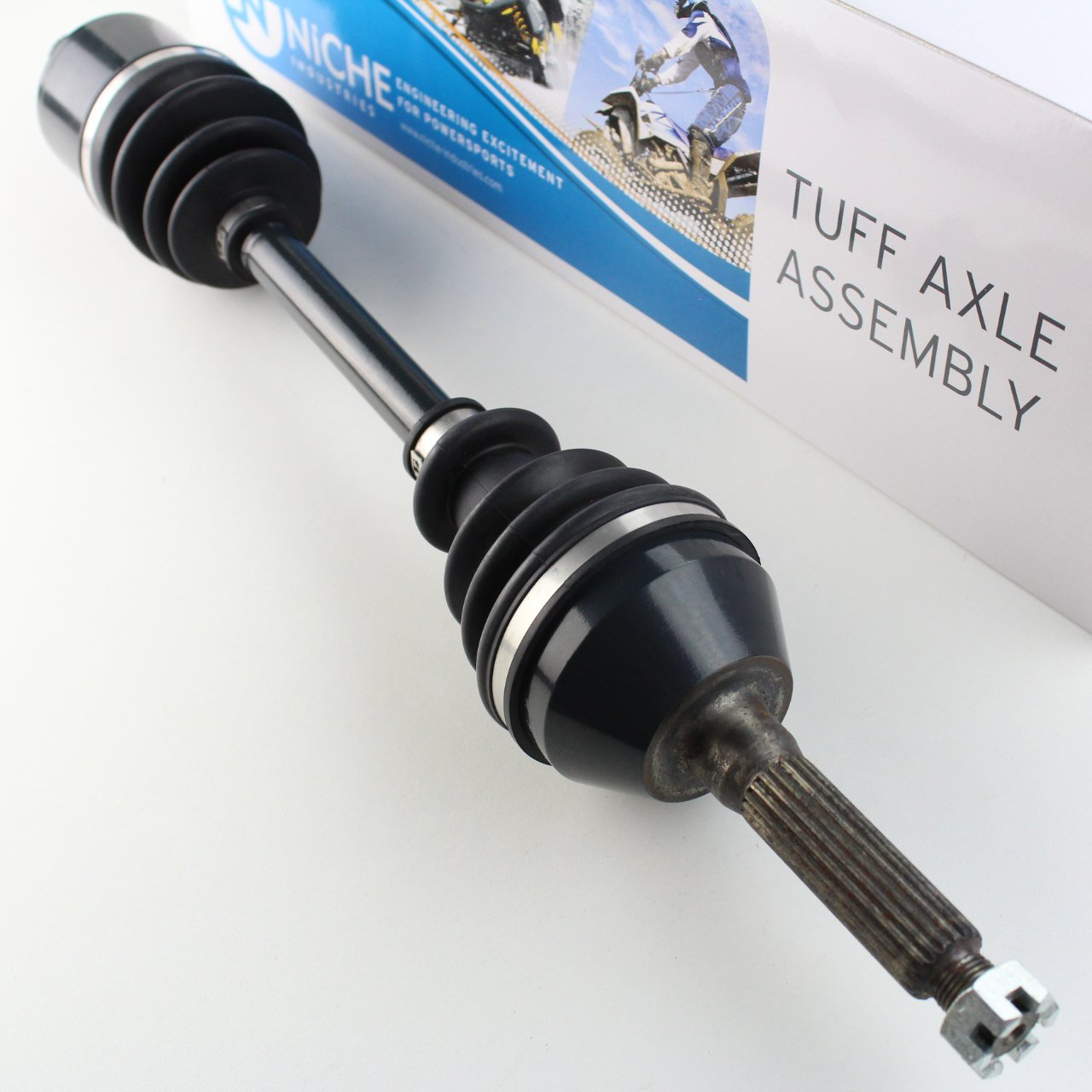 NICHE Front Left or Right CV Axle Drive Shaft Assembly for Polaris Sportsman 500 2007-2012