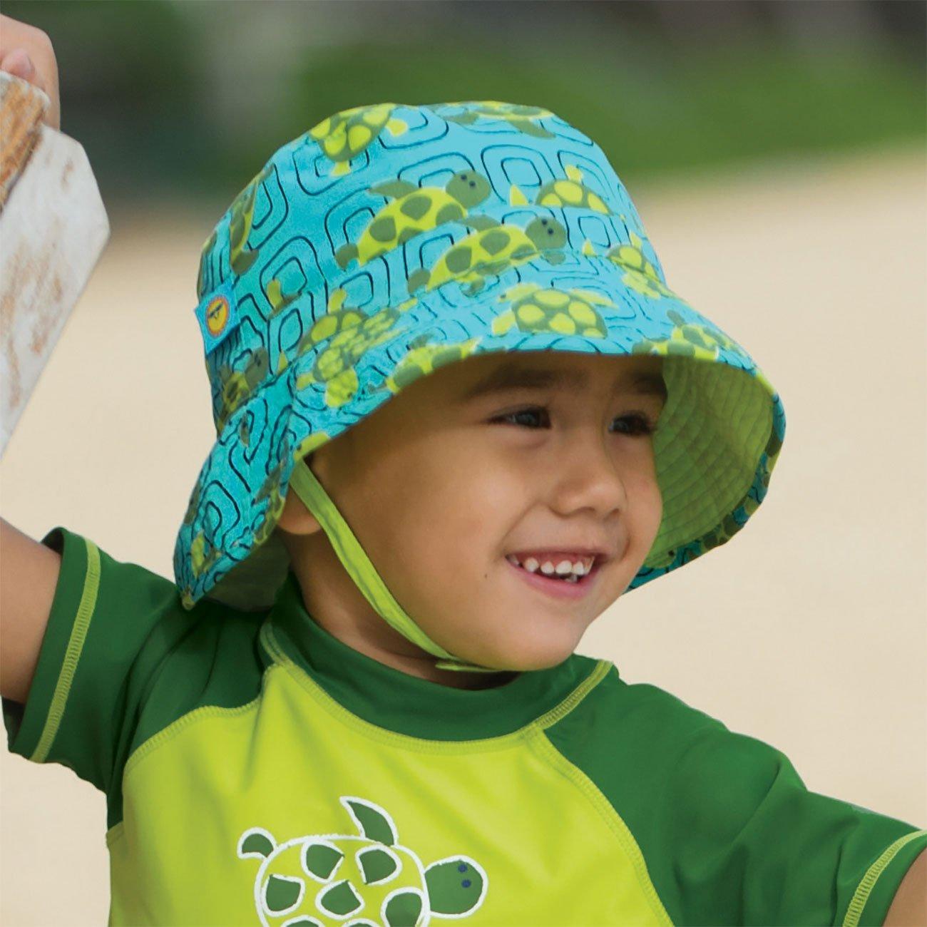 5238e5d5ab143 Amazon.com  Lime Green Baby Boy Sun Hat