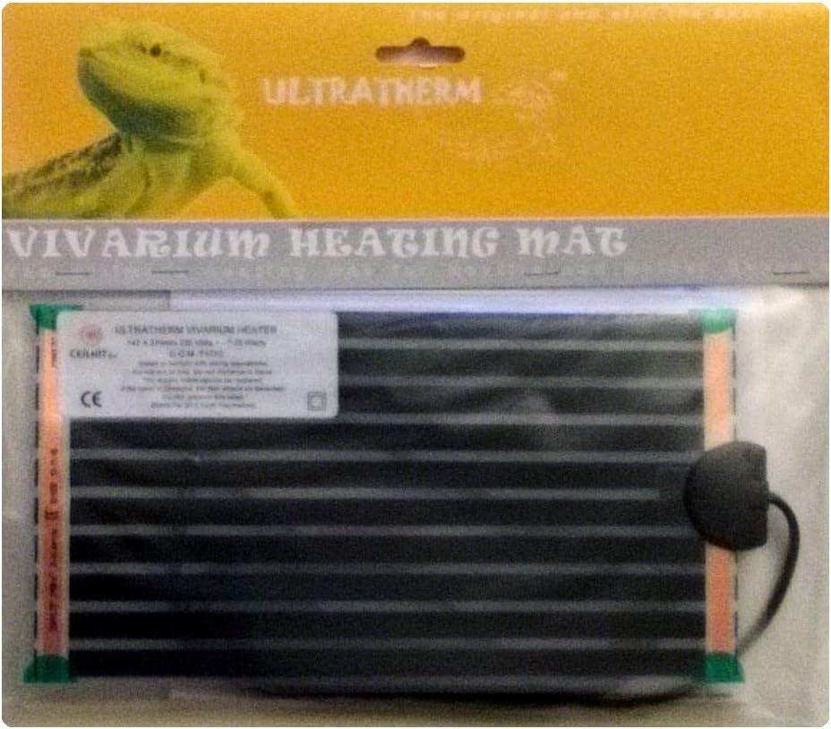 Manta termica calor para animales y reptiles 7W de 27 x 14 cm ...