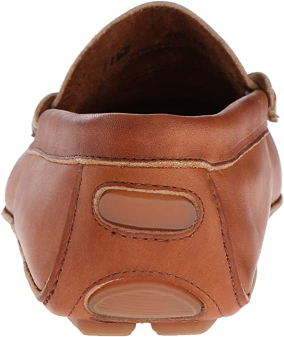 Size 10.0 US // Tan Allen Edmonds Men/'s Daytona Slip-on Loafer