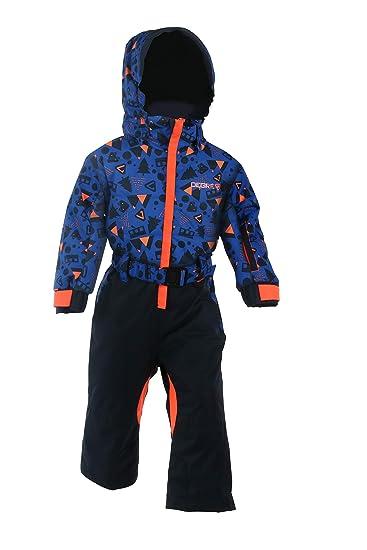 Degré 7 Kid Combi - Traje de esquí para niño: Amazon.es ...