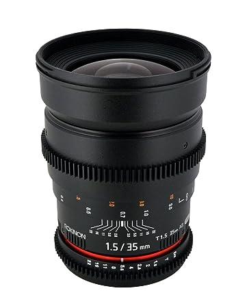 Review Rokinon CV35-C Cine 35mm