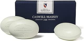 product image for Caswell-Massey Triple Milled Luxury Bath Soap Set - Jockey Club - 5.8 Ounces Each, 3 Bars