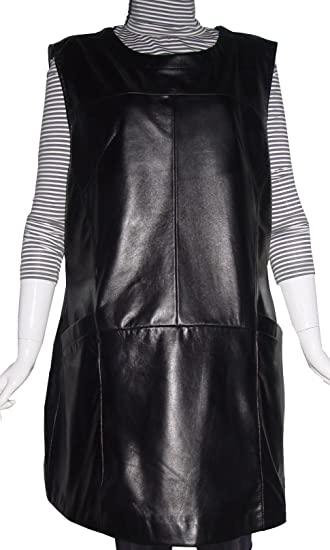 Paccilo Big And Tall Women 4028 Plus Leather Dress At Amazon Women S