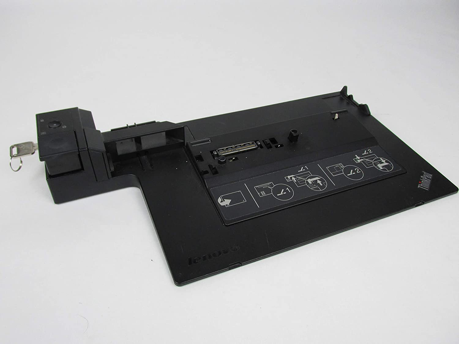 IBM Lenovo ThinkPad Mini Dock Series 3 4337 433710U Docking Station L412, L512, L420, L520 T400s, T410, T410i, T410s, T410si, T420, T420s, T510, T510i T520 X220 With KEY