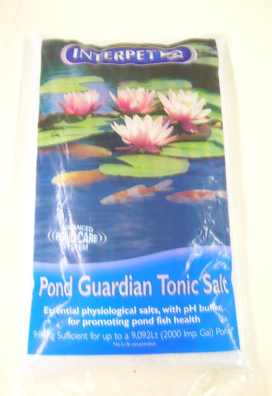 Blagdon Pond Guardian Tonic Salt Interpet Ltd 2694