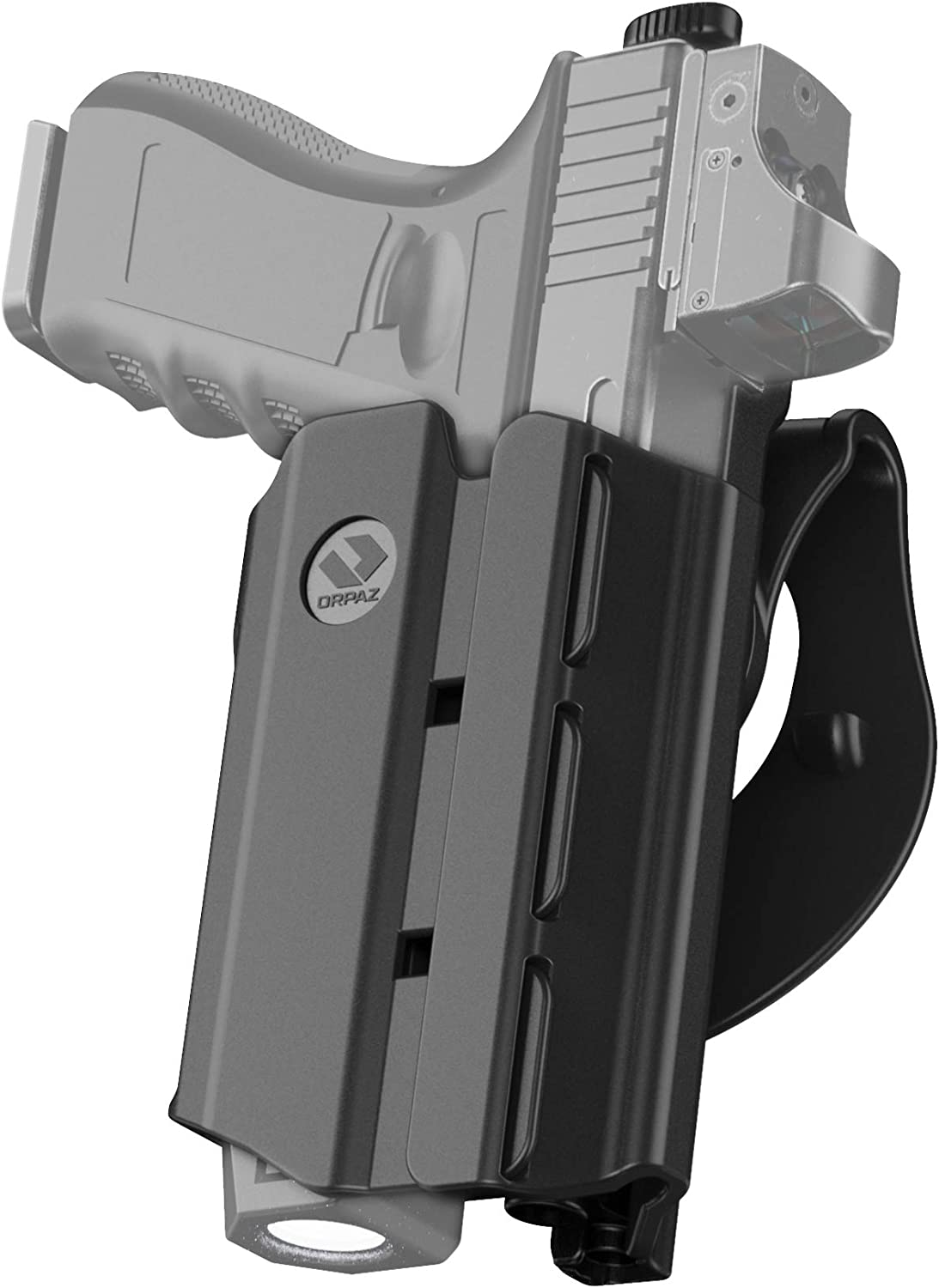 New Sig Sauer Factory LOGO P250 P320 250 320 Paddle Holster Right Hand OWB