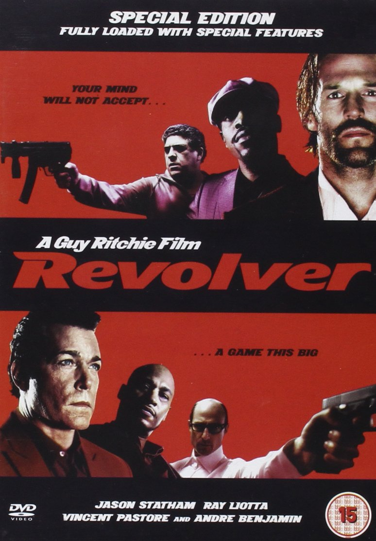 Revolver the new guy ritchie film stinks apparently - 2019 year
