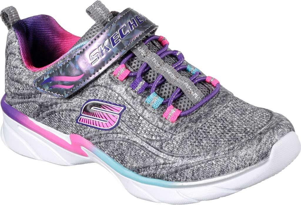 Skechers Girl's Swirly - Shimmer TIME Sneakers 81703L