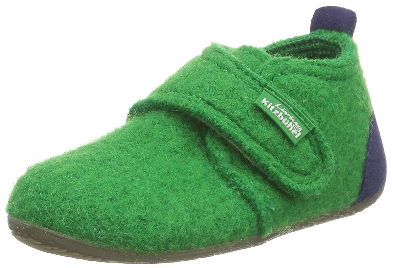 Living Kitzbühel Babyklett Velourkappe, Baby Boys' First Shoes - House Shoes 2822