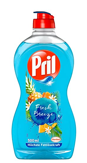 Pril Rosa Fresh Breeze Summer Edition mano Detergente para ...