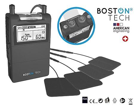 Boston Tech ME-89plus - Electroestimulador Muscular Digital ...