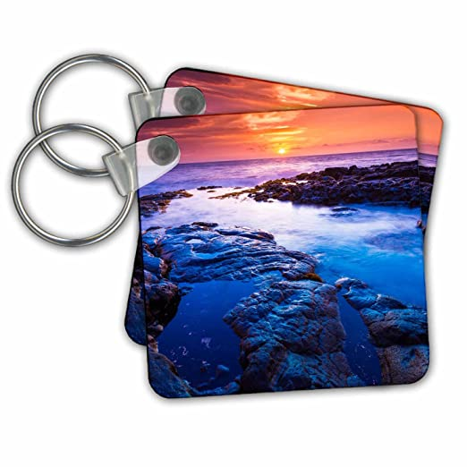 Amazon Danita Delimont Sunsets Blue Sunset And Tide Pool