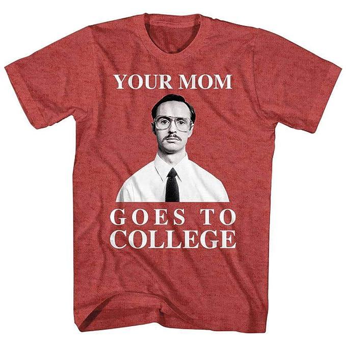 Adult Men/'s Napoleon Dynamite Comedy Movie Vote for Pedro White T-shirt Tee