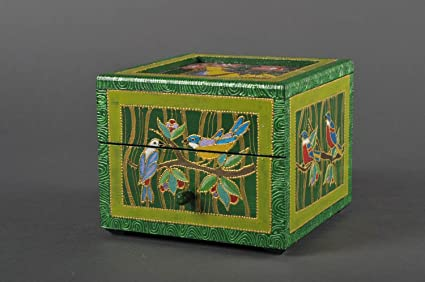 Amazon Com Handmade Wooden Box Design Jewelry Box Ideas Interior