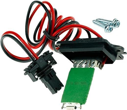 Create Idea - Resistencia de ventilador para Renault Scenic OEM: 7701207876/509638: Amazon.es: Hogar