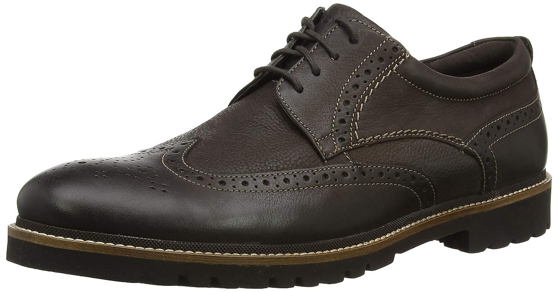 TALLA 40.5 EU. Rockport Marshall Wingtip Shoe, Zapatos de Cordones Derby para Hombre