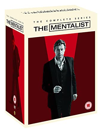 The Mentalist - Season 1-7 [DVD] [2015]: Amazon co uk: Simon