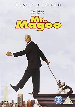 le film mr magoo