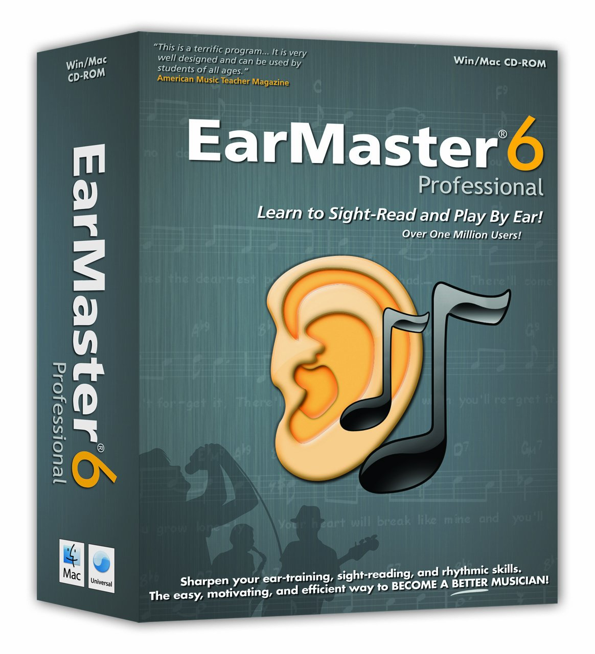 EarMaster Pro 6 [Old Version] by eMedia