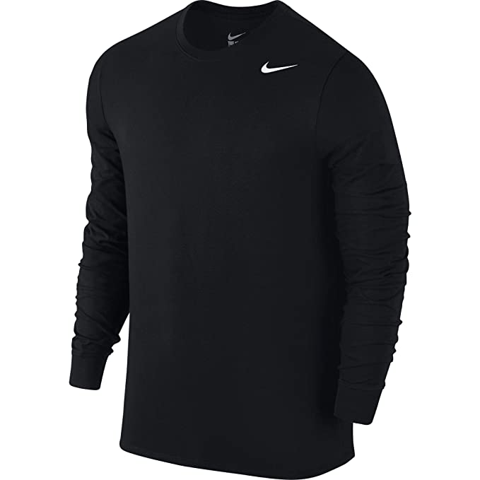 bf4b63a718 Nike Men s Dry Training Long Sleeve T Shirt at Amazon Men s Clothing ...