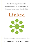Linked: The New Science Of Networks Science Of Networks