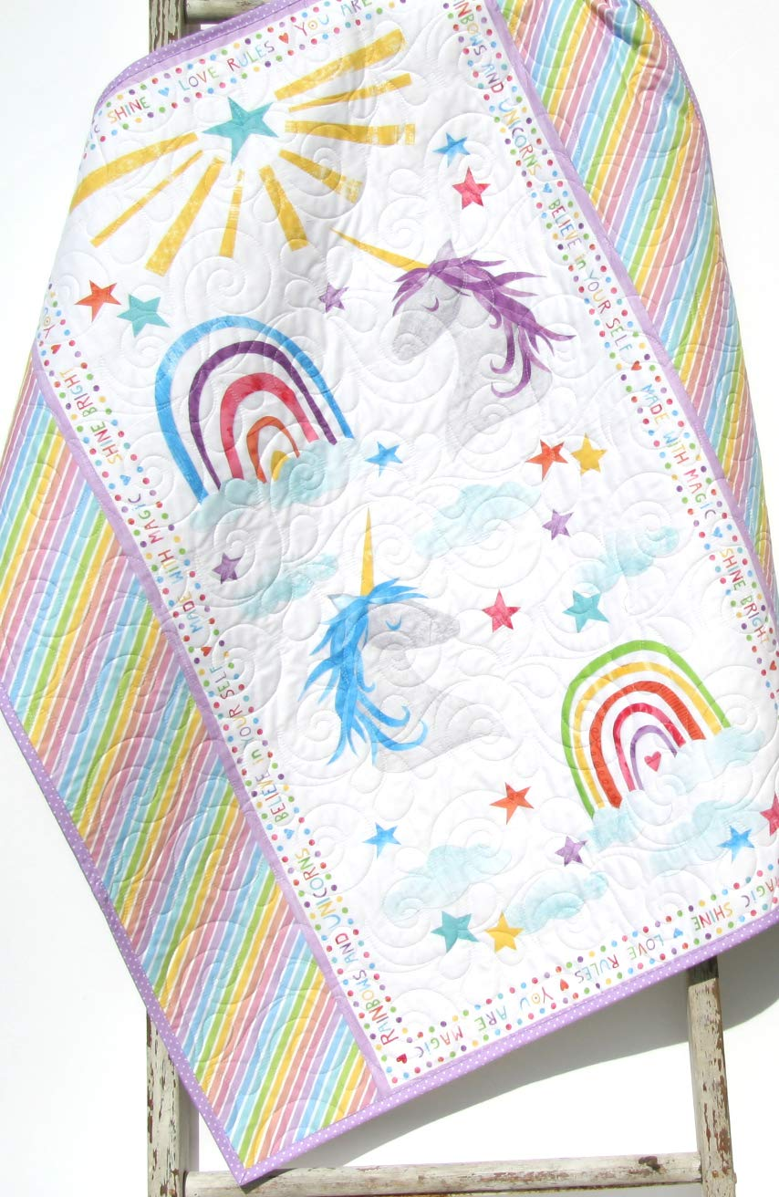 rainbow Minky Blanket Baby girl blanket rainbow blanket Girl baby Shower gift Baby girl shower gift Minky blanket Rainbow Baby blanket