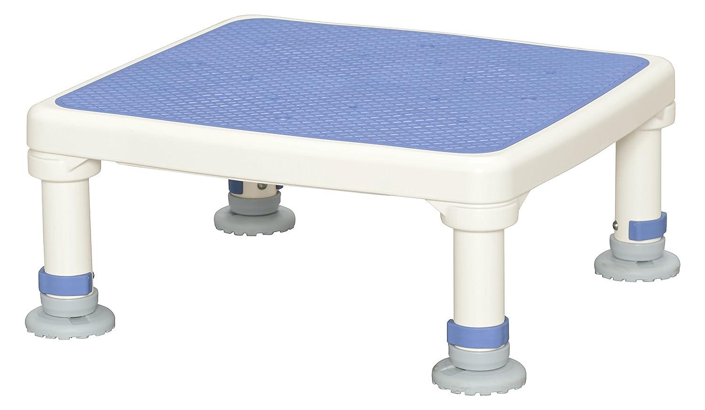 アロン化成 安寿 アルミ製浴槽台 ジャスト15-25 ブルー B017CGLH6A 15-25cm|ブルー ブルー 15-25cm