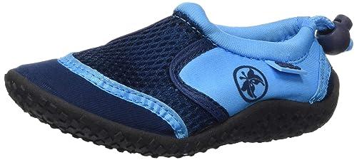 SPEED Aqua Zapatos - Zapatos De Agua Para La Playa - Mar - Zapatillas Ideal Como Protección Para Los Pies - #As14: Amazon.es: Deportes y aire libre
