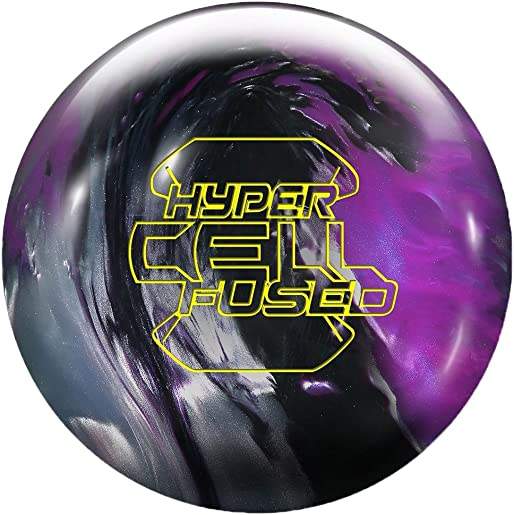 Roto Grip Hyper Cell Fused- Jet Black Silver Violet