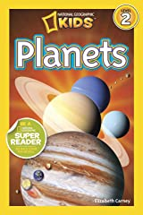 National Geographic Readers: Planets Kindle Edition
