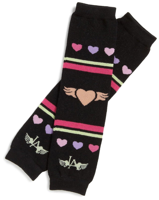 Landing Angels Babystulpen - Popstar Brown LA001 Unisex - Baby Babybekleidung Leggins (Weitere Farben) Gr. one size Pink Bonsana AG 7640144330040
