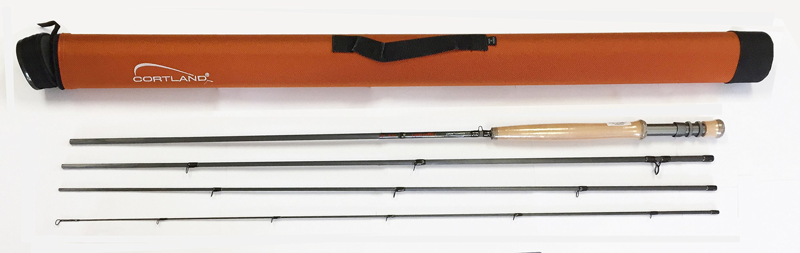 Cortland Competition Nymph Fly Rod 10.5 foot 3 weight 4 piece