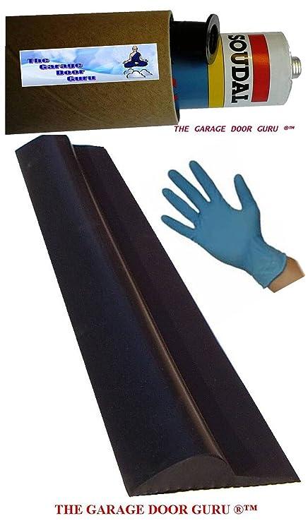 8 Ft Garage Door Floor Threshold Weather Seal Draught Excluder