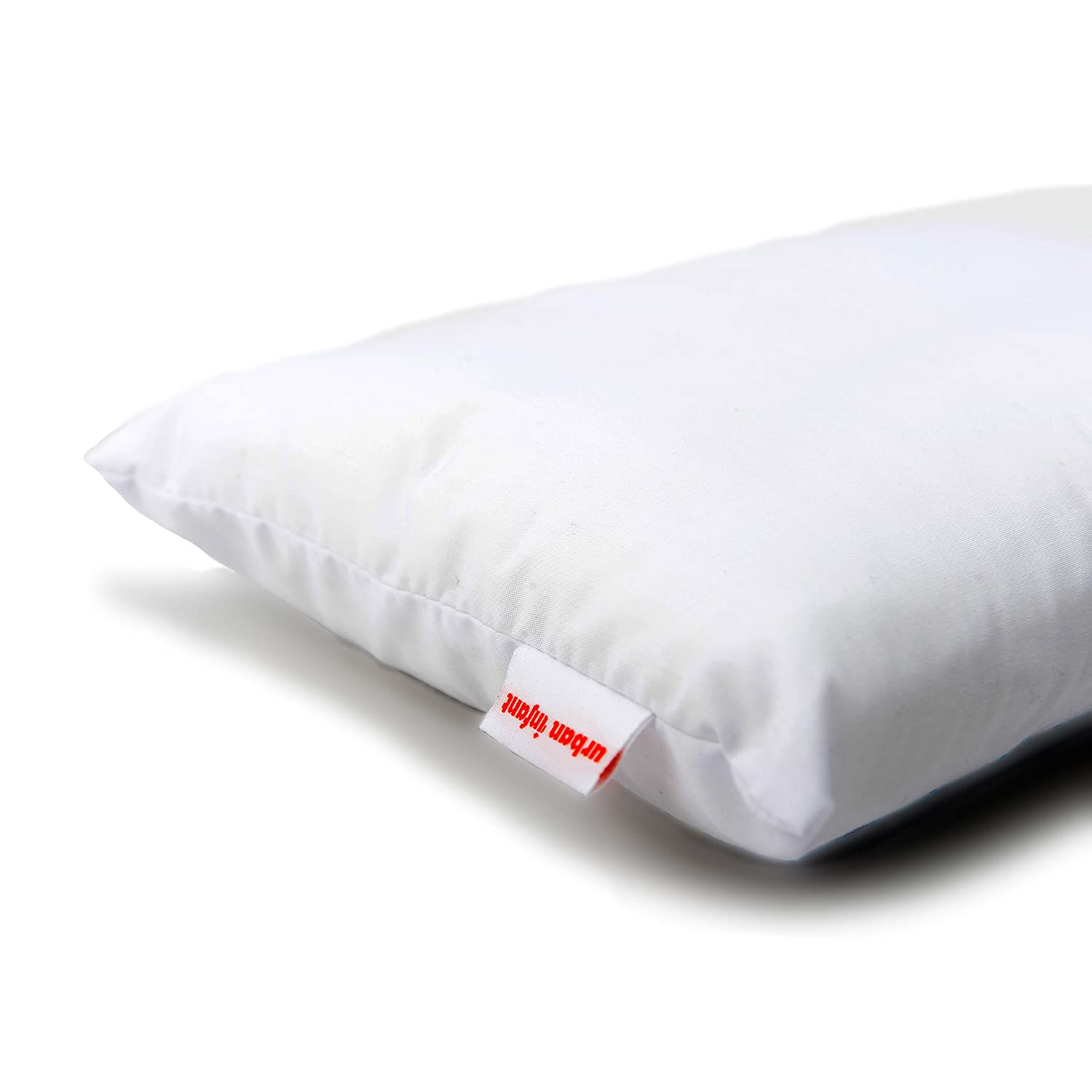 Urban Infant 1095 Tot Cot Backup//Replacement Pillow White