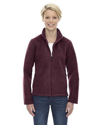big sale 0bdc1 04efa Core 365 Ladies Journey Fleece Jacket at Amazon Women s Coats Shop