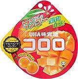 UHA味覚糖 コロロ マンゴー 40g×6袋
