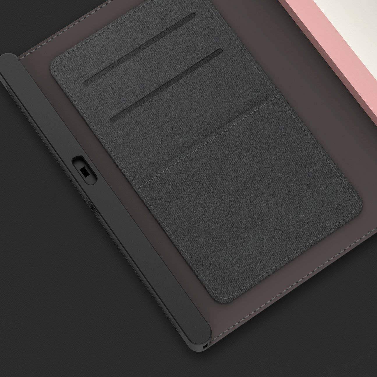 L9s Bloqueo De Huellas Digitales Libro De Administración De Múltiples Funciones Plan De Notas Agenda Agenda Reunión De Negocios Cuaderno Bloqueo De Huellas Digitales Amazon Es Oficina Y Papelería