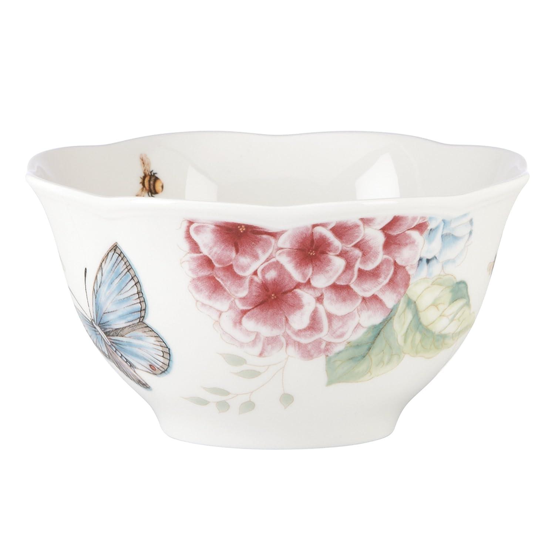 Lenox 12 Piece Butterfly Meadow Hydrangea Set, White 849407