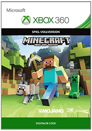 Minecraft Standard Edition Xbox Download Code Amazonde Games - Minecraft spielen download